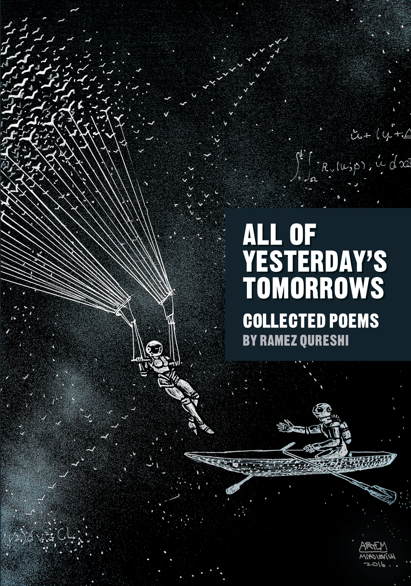 All of Yesterday's Tomorrows by Ramez Qureshi